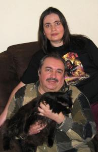 Марина та Сергій Дяченки - фото
