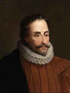 Мігель де Сервантес Сааведра - фото