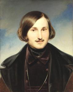 Микола Гоголь - фото