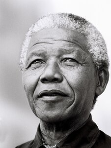 Нельсон Мандела - фото