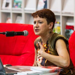 Оксана Забужко - фото