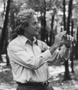 Річард Фейнман - фото