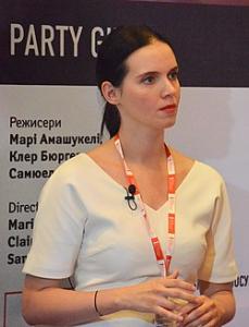 Яніна Соколова - фото