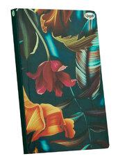 """""""Abstract flower"""" red B6 - фото обкладинки книги"""