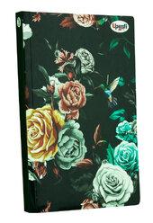 """Abstract rose"" grey, А5 - фото обкладинки книги"