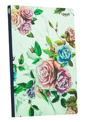 """Abstract rose"" pink, А5 - фото обкладинки книги"