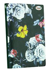 """Abstract rose"" violet, А5 - фото обкладинки книги"