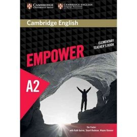 """Cambridge English Empower Elementary Teacher's Book""(робочий зошит) - фото книги"