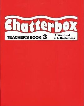 """Chatterbox 3: Teacher's Book"" - фото книги"