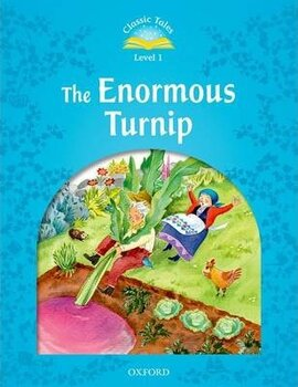 """""""Classic Tales 2nd Edition 1: Enormous Turnip"""" - фото книги"""