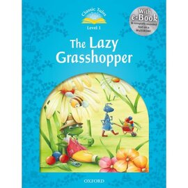 """""""Classic Tales 2nd Edition 1: Lazy Grass Hopper with MultiROM"""" - фото книги"""