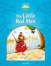 """Classic Tales 2nd Edition 1: Little Red Hen"" - фото обкладинки книги"