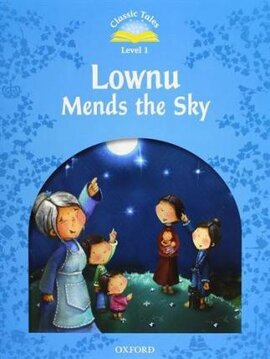 """Classic Tales 2nd Edition 1: Lownu Mends the Sky with MultiROM"" - фото книги"