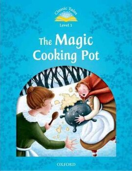 """""""Classic Tales 2nd Edition 1: Magic Cooking Pot with MultiROM"""" - фото книги"""