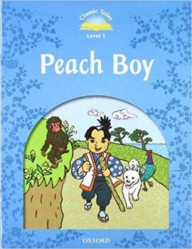 """Classic Tales 2nd Edition 1: Peach Boy with MultiROM"" - фото книги"