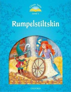 """Classic Tales 2nd Edition 1: Rumpelstiltskin"" - фото книги"