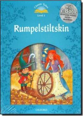 """Classic Tales 2nd Edition 1: Rumpelstiltskin with MultiROM"" - фото книги"
