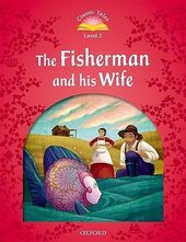 """Classic Tales 2nd Edition 2: Fisherman and his Wife"" - фото обкладинки книги"