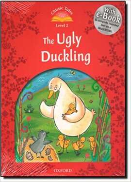"""""""Classic Tales 2nd Edition 2: The Ugly Duckling with MultiROM"""" - фото книги"""