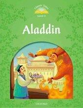 """Classic Tales 2nd Edition 3: Aladdin"" - фото обкладинки книги"