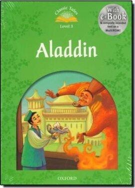 """Classic Tales 2nd Edition 3: Aladdin with MultiROM"" - фото книги"