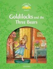 """Classic Tales 2nd Edition 3: Goldilocks and the Three Bears"" - фото обкладинки книги"