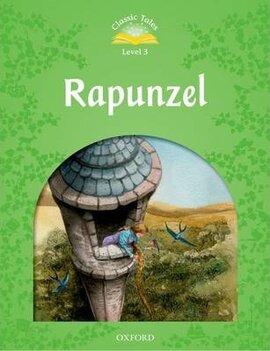 """""""Classic Tales 2nd Edition 3: Rapunzel"""" - фото книги"""