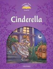 """Classic Tales 2nd Edition 4: Cinderella"" - фото обкладинки книги"