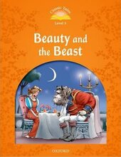 """Classic Tales 2nd Edition 5: Beauty and the Beast"" - фото обкладинки книги"