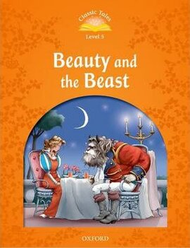 """""""Classic Tales 2nd Edition 5: Beauty and the Beast"""" - фото книги"""
