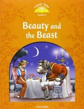 """Classic Tales 2nd Edition 5: Beauty and the Beast with MultiROM"" - фото обкладинки книги"