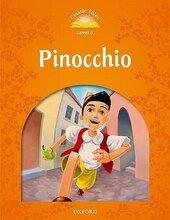 """Classic Tales 2nd Edition 5: Pinocchio"" - фото обкладинки книги"
