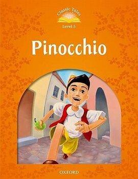 """Classic Tales 2nd Edition 5: Pinocchio"" - фото книги"