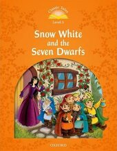 """Classic Tales 2nd Edition 5: Snow White and the Seven Dwarfs"" - фото обкладинки книги"