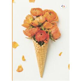 """""""Color of mood"""" orange, B6 - фото книги"""