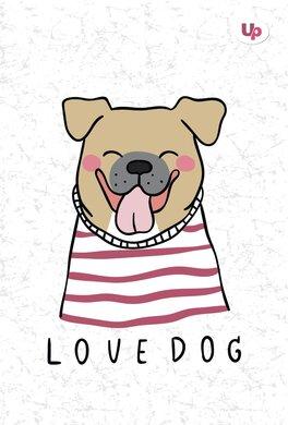 """""""Dog"""" bulldog А5 - фото книги"""