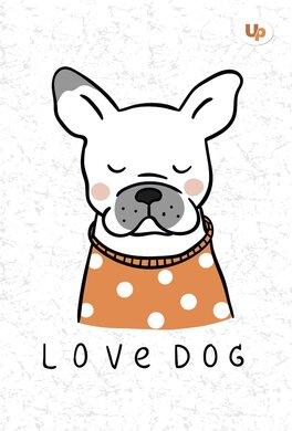"""""""Dog"""" senbernar А5 - фото книги"""