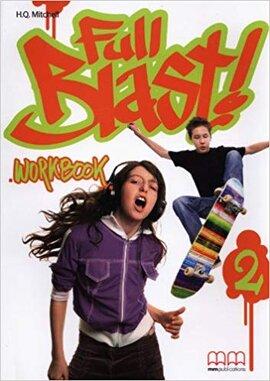 """""""Full Blast! 2 - WB - фото книги"""