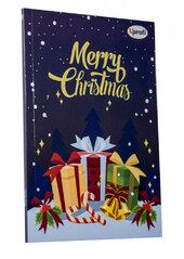 """Merry Christmas"" present А5 - фото обкладинки книги"
