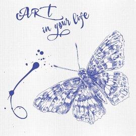 """""""Sketch"""" butterfly - фото книги"""