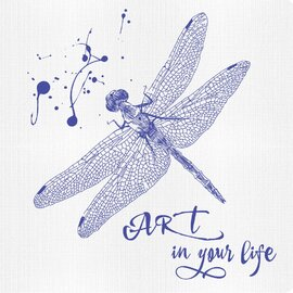 """Sketch"" dragonfly - фото книги"