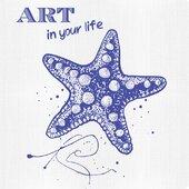 """Sketch"" starfish - фото обкладинки книги"