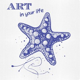 """Sketch"" starfish - фото книги"
