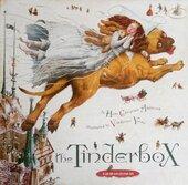"""TINDERBOX"" («Кресало» англ..) - фото обкладинки книги"