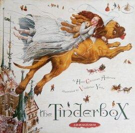 """TINDERBOX"" («Кресало» англ..) - фото книги"