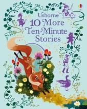 10 More Ten-Minute Stories - фото обкладинки книги
