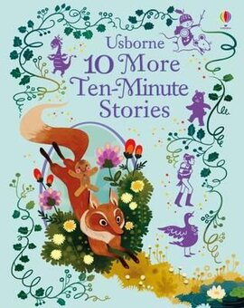 10 More Ten-Minute Stories - фото книги