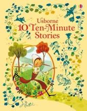 10 Ten-Minute Stories - фото обкладинки книги