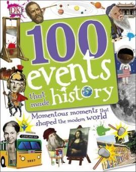 Книга 100 Events That Made History