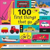 Книга 100 First Things That Go